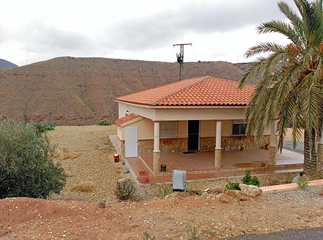 Property For Sale In Antas Almeria Spain